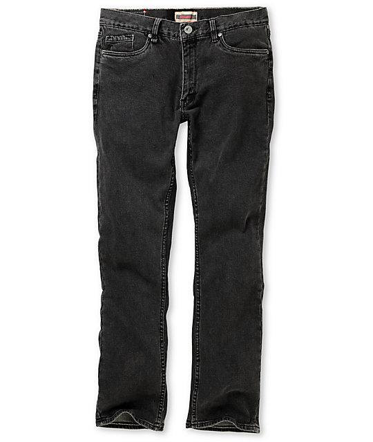 Altamont Alameda Stone Wash Slim Jeans