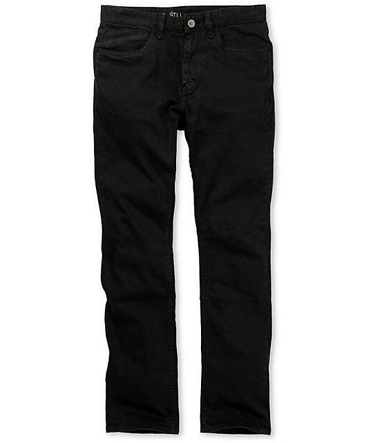 Altamont G. Hill Imperial Black Slim Jeans