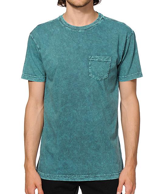 Altamont Laundry Day Tie Dye Pocket T-Shirt