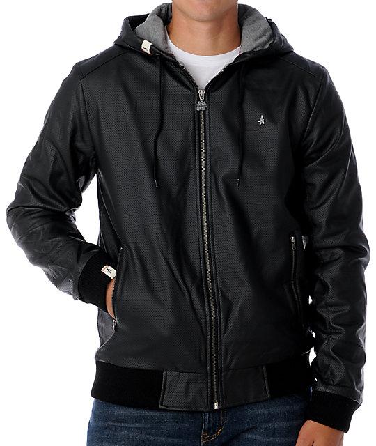 Altamont Novel 2 Black Perforated Jacket