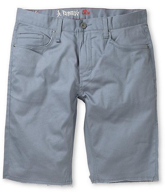 Altamont Reynolds Blue Twill Shorts