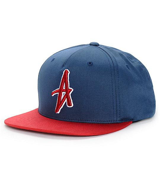 Altamont Reynolds Decades Snapback Hat
