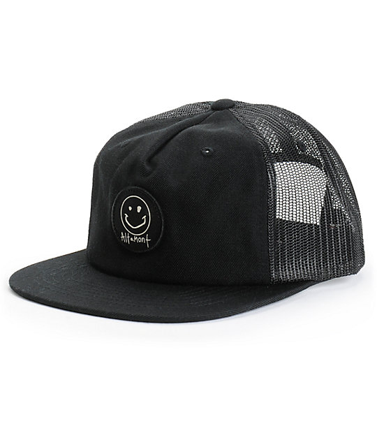 Altamont Reynolds Smiley Trucker Hat