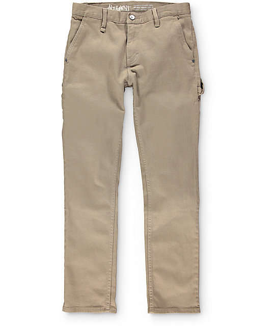 Altamont Reynolds Workpant Regular Fit Twill Jeans