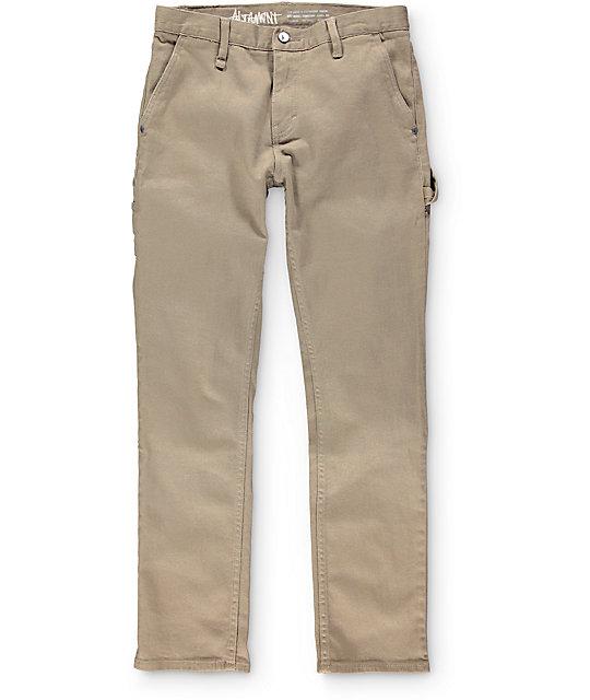 Altamont Reynolds Workpant Regular Fit Twill Jeans