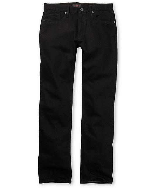 Altamont Wilshire OD Black Regular Jeans