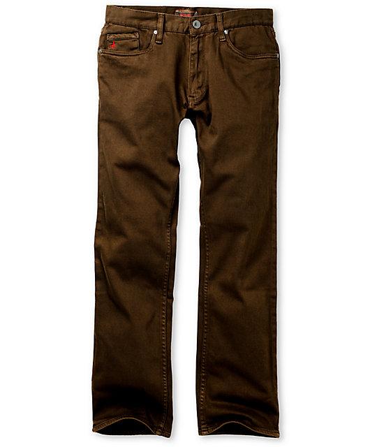 Altamont Wilshire OD Chocolate Regular Jeans