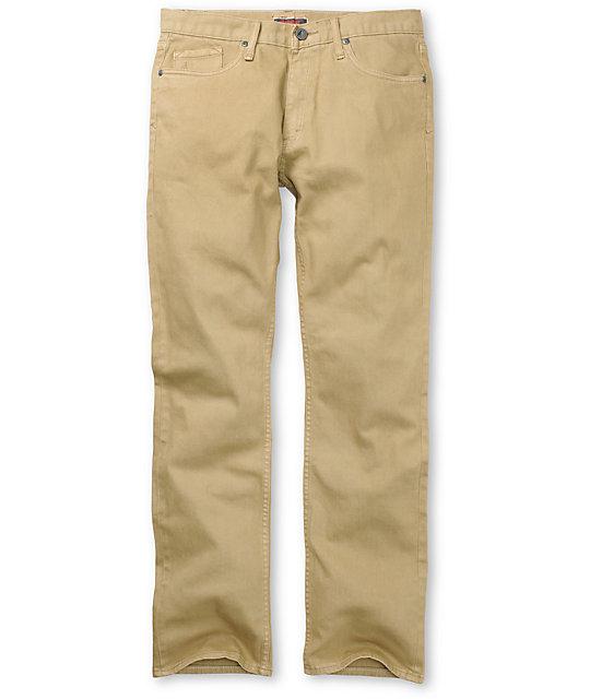 Altamont Wilshire OD Khaki Regular Jeans