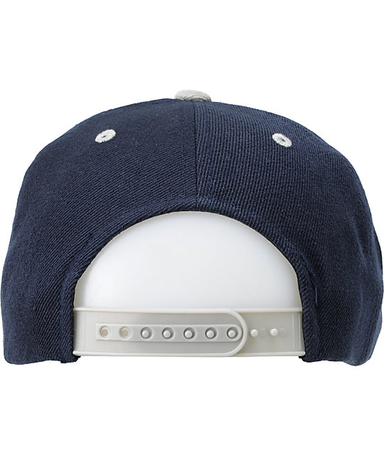 American Needle Arched New York Yankees Snapback Hat