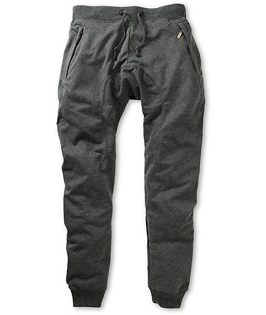American Stitch Harem Charcoal Jogger Sweatpants