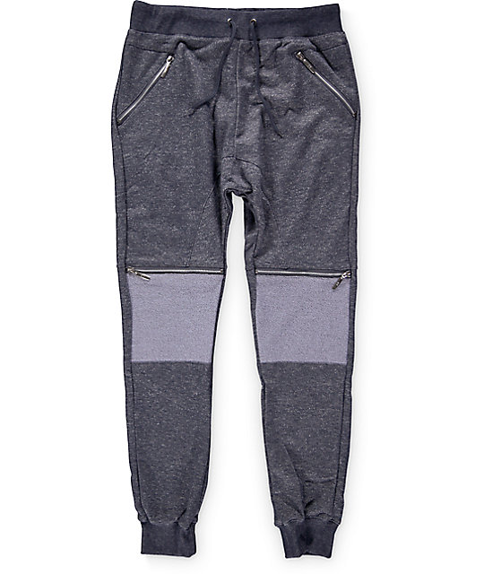 American Stitch Heather Jogger Pants