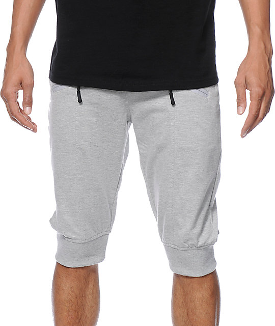 American Stitch Zip Jogger Shorts