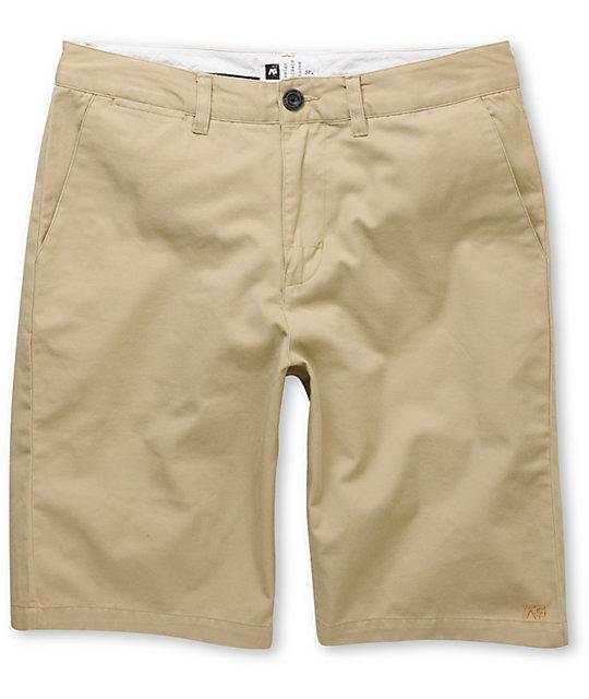 Analog AG Khaki Chino Shorts