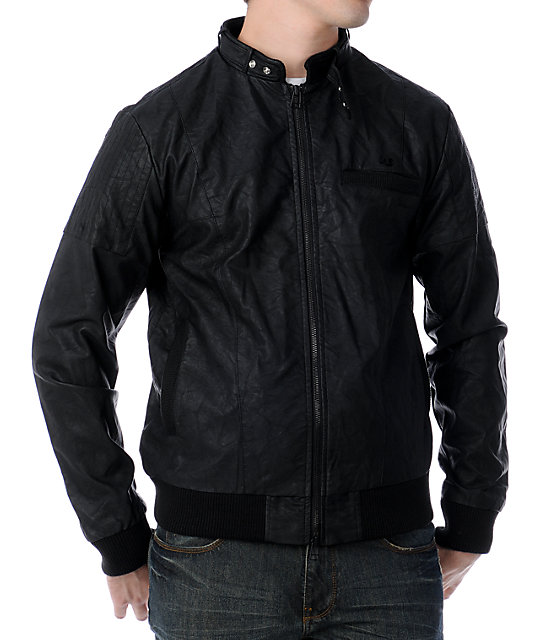 Analog Brigade 2 Black Jacket