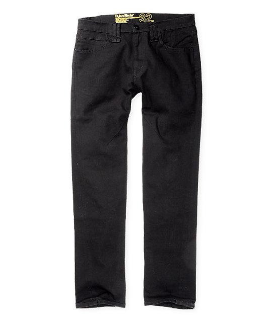 Analog Dylan Black Skinny Jeans