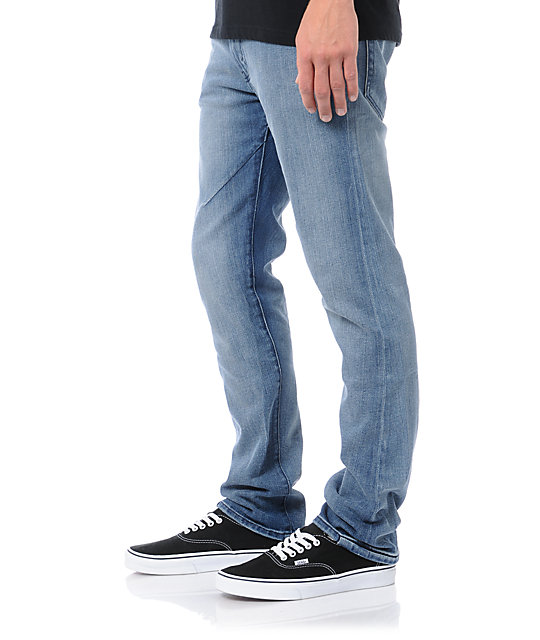 Analog Dylan Crosby Wheel Wash Skinny Jeans