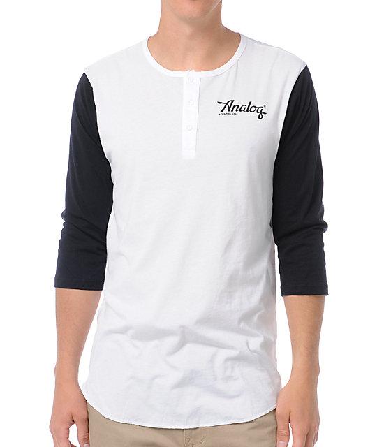 Analog Keller Henley Shirt