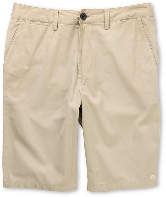 Analog Khaki Chino Shorts