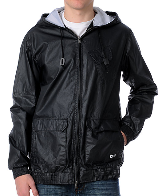 Analog Portland Black Jacket