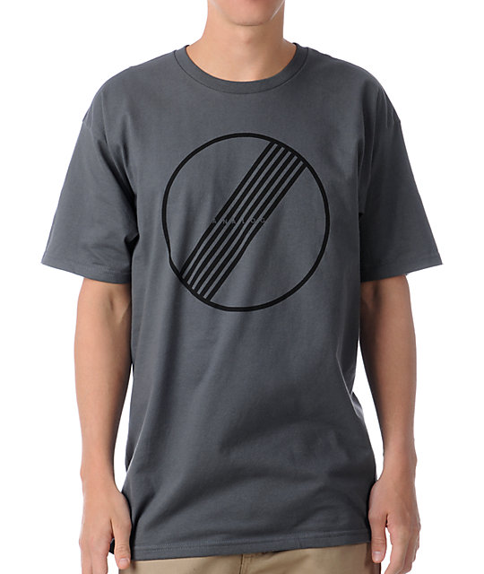 Analog Road Runner Grey T-Shirt