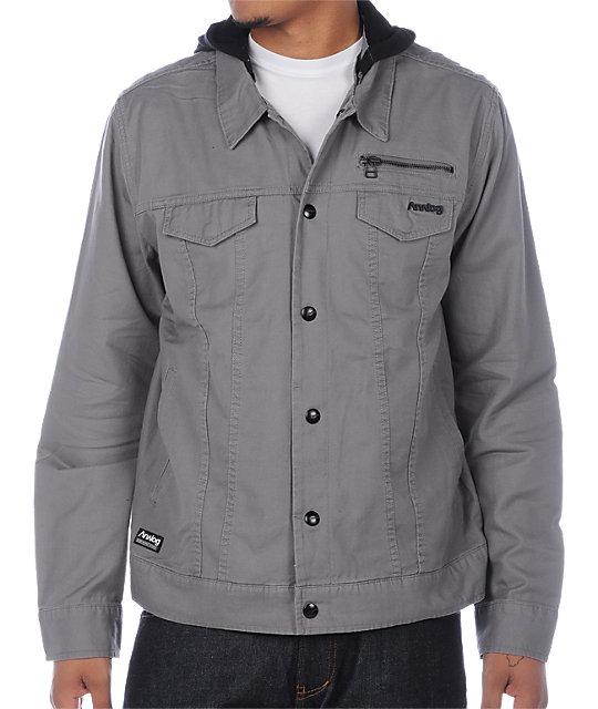 Analog Switchblade Granite Jacket