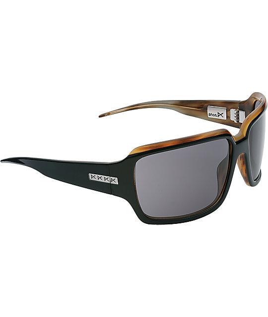 Anon Josie Black, Brown, & Grey Sunglasses