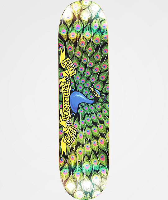"Anti Hero BA Ostentation 8.4"" Skateboard Deck"