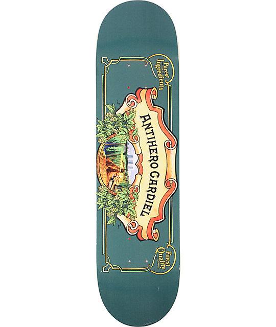 "Anti Hero Cardiel Hops 8.18""  Skateboard Deck"