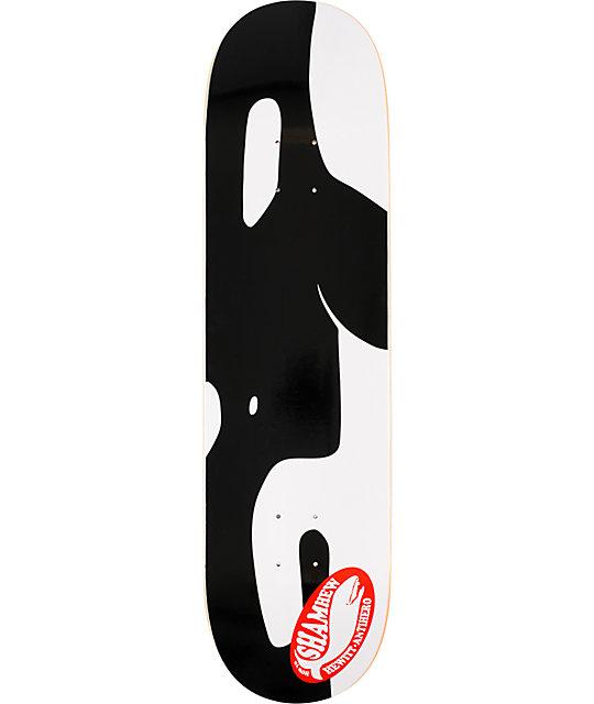 """Anti Hero Hewitt Shamew 8.25""""  Skateboard Deck"""