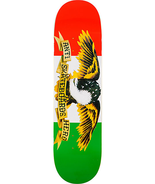 "Anti Hero Pinata Medium 8.25""  Skateboard Deck"