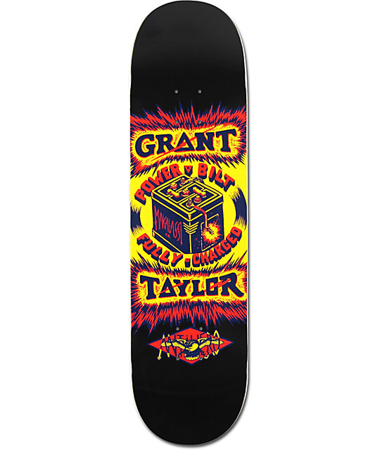 Anti Hero Taylor Power Built 8.25