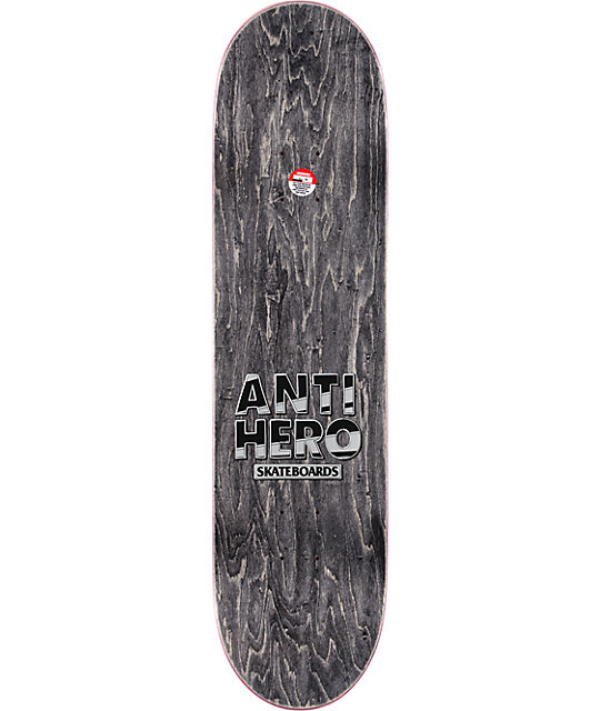 "Anti Hero Trujillo Wasteland 8.18""  Skateboard Deck"