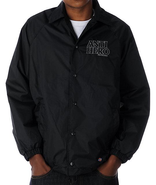 Anti Hero x Dickies Workingman Black Jacket