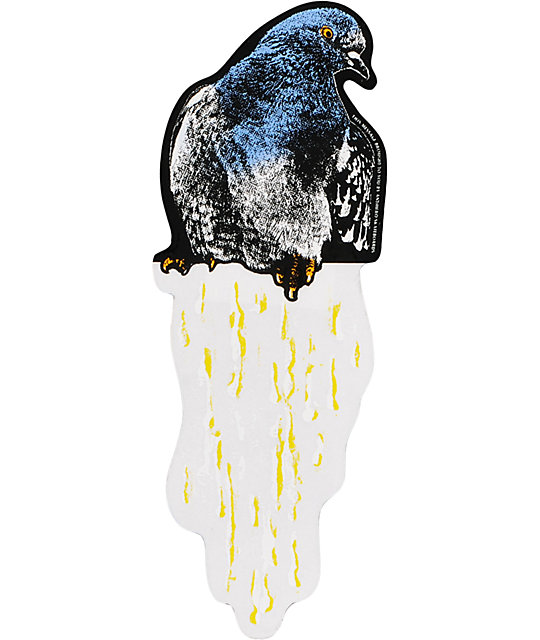 Antihero Fowl Bird Sticker