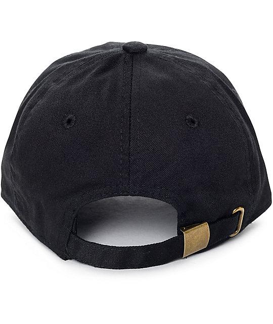 Any Memes OG Mag Black Dad Hat _146378 back CA memes og mag black dad hat