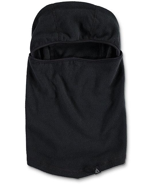 Aperture Civil Black Balaclava Mask
