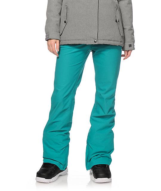 Aperture Crystal Lagoon 10K Snowboard Pants