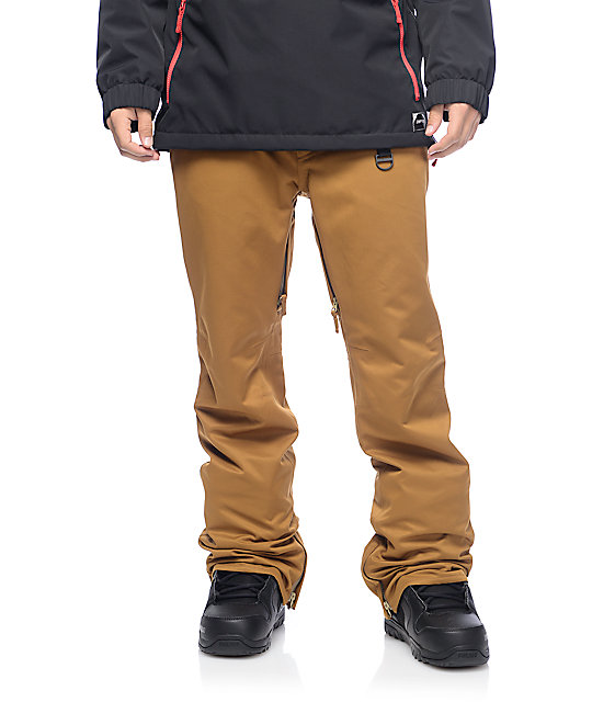 Shop Innovative, Technical, and Functional Men's Snowboard Pants, Bibs, and other winter outerwear including the Covert, Breakneck Bib, [ak] Gore-Tex Cyclic, [ak] Gore-Tex Swash, Reserve Bib, Thatcher Slim, Ballast, and Southside Snowboard Pants from Burton.
