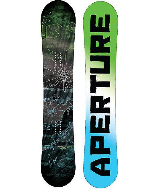 Aperture Spectrum 140cm Rasta Boys Snowboard