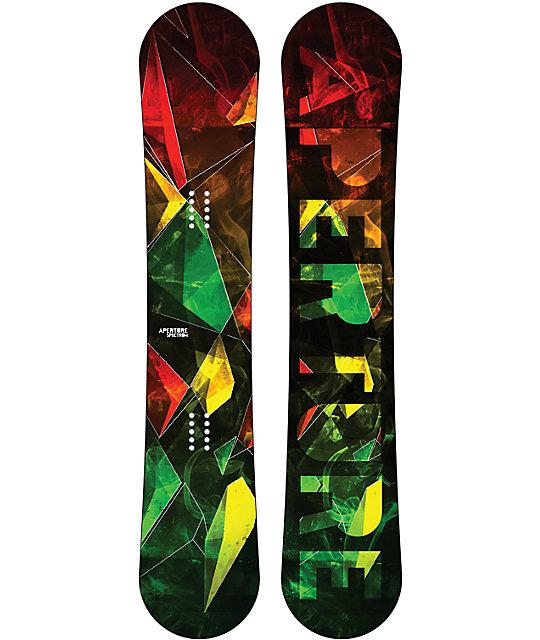 Aperture Spectrum 157cm Hybrid Camber Snowboard