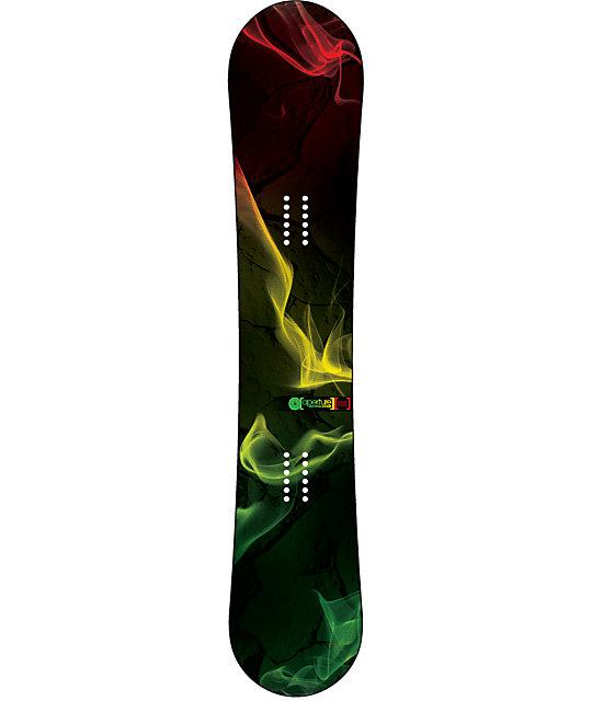 Aperture Spectrum 158cm Mid Wide Rocker Snowboard