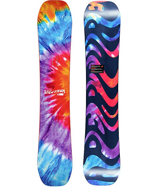 Aperture Spectrum 163cm Wide Snowboard