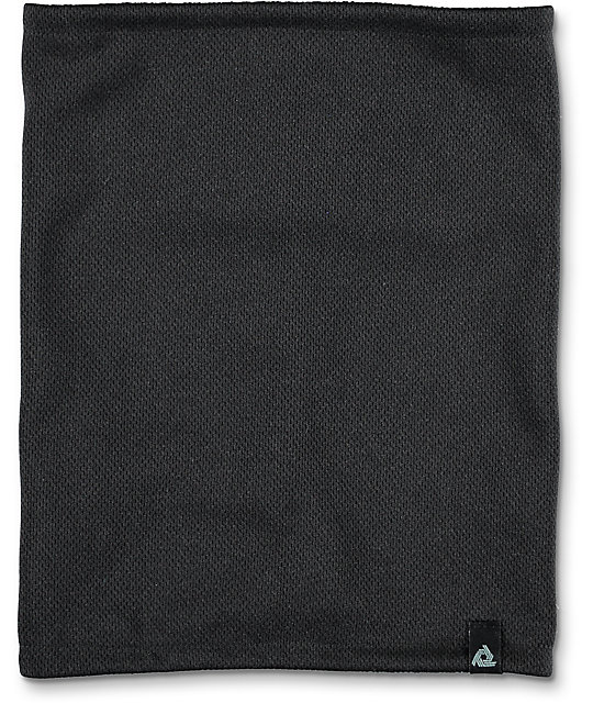 Aperture Switch Black Neck Gaiter
