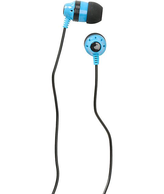 Aperture Womp Blue Earbuds