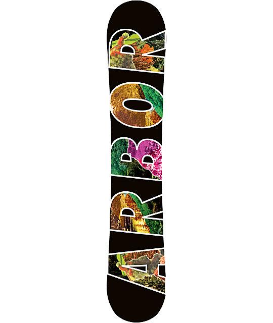 Arbor Coda 159cm Snowboard 2013