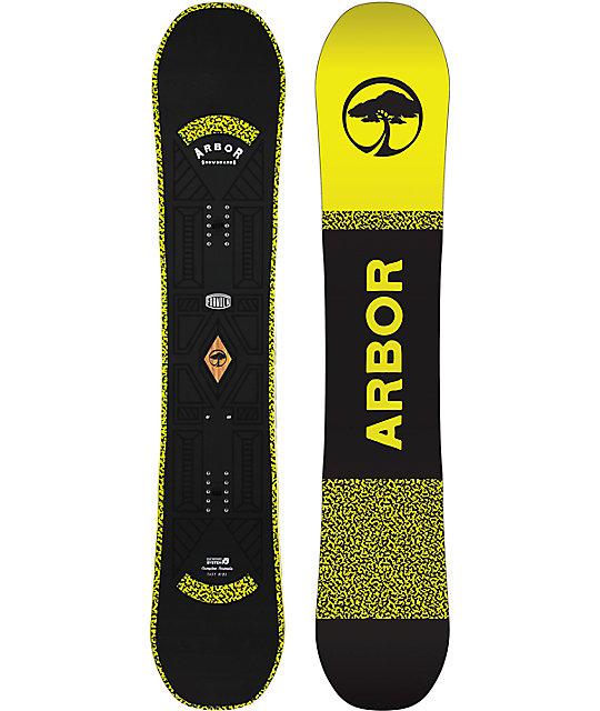 Arbor Formula 159cm Wide Snowboard