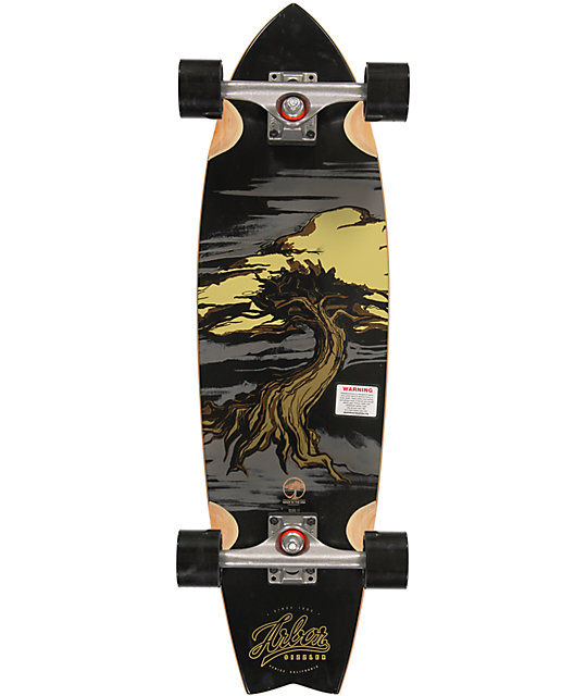 "Arbor GB Sizzler Tree 31.75""  Cruiser Complete Skateboard"