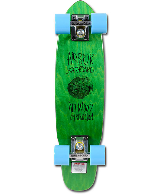"Arbor Green Woody 23.5""  Cruiser Complete"