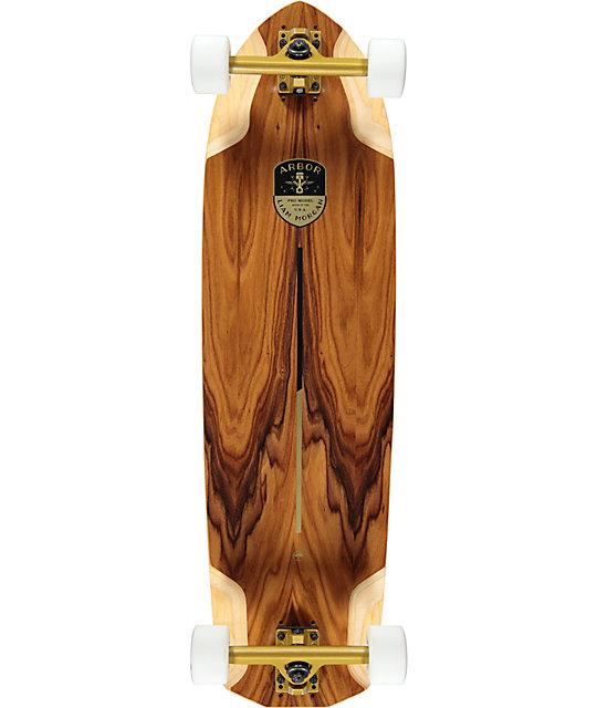 """Arbor Liam Morgan 35.75""""  Longboard Complete"""