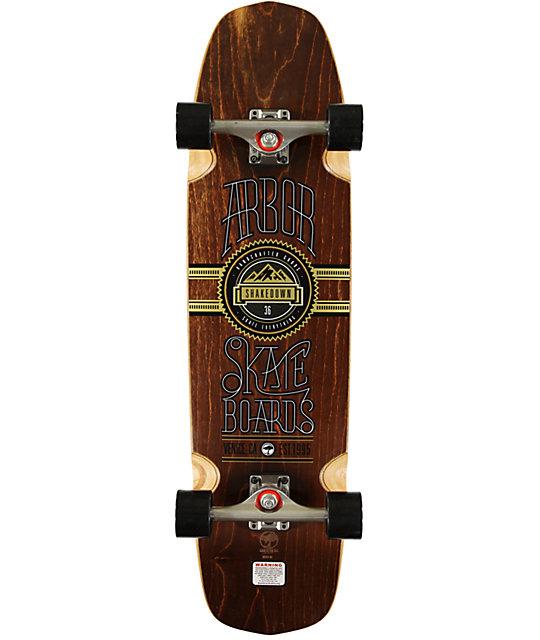 "Arbor Shakedown KOA 36""  Longboard Complete"